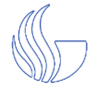 White GSU Logo